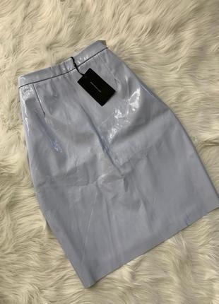 Лавандовая юбка от фирмы mohito