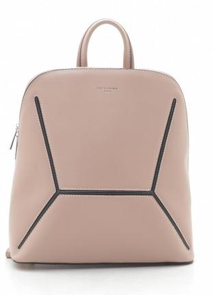 6261 david jones рюкзак pink розовый пудра