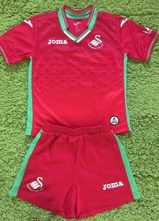 Детская футбольная форма joma p 110-116