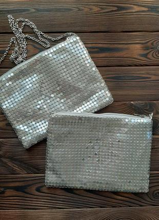 Фирменный клатч сумочка primark