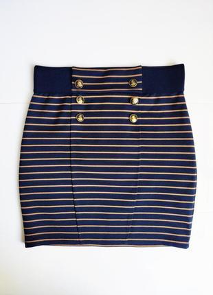 Женская стрейчевая юбка tally weijl