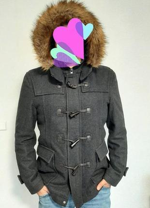 Шикарное пальто для стильного мужчины.