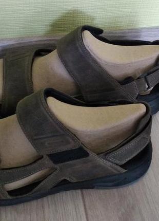 Ессо стильные кожаные босоножки 41-46р оригинал