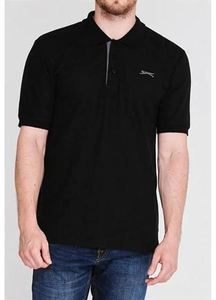 Фирменные мужские  футболки поло слезенгер футболка slazenger оригинал