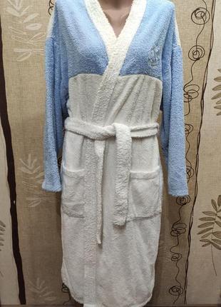 Tukan махровый банный халат, размер 50-52