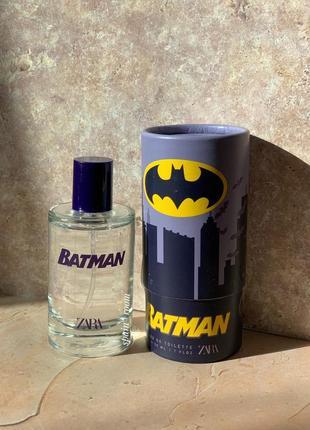Духи zara batman/чоловічі парфуми/духи для мальчиков