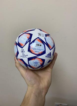 М'яч футбольний adidas finale 20 mini №1 fs0253
