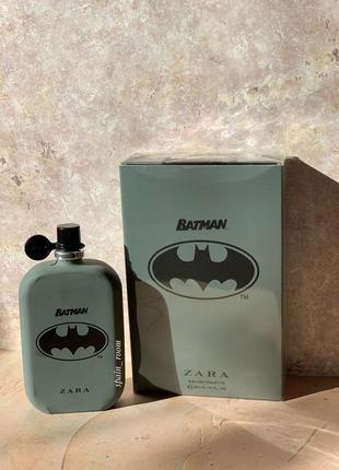 Духи zara batman/туалетная вода для мальчиков /парфюм /
