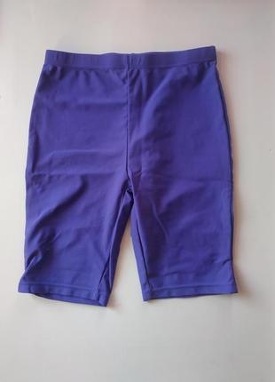 Спортивные шорты лосины на 7-8 лет 122-128 см*