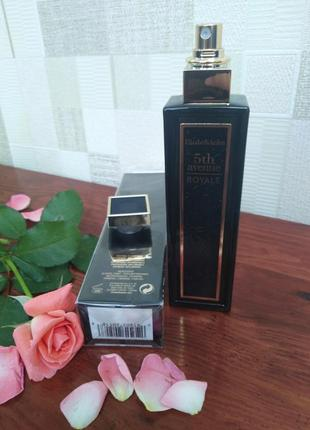 Elizabeth arden 5th avenue royale, оригинал,  5 мл, 10 мл