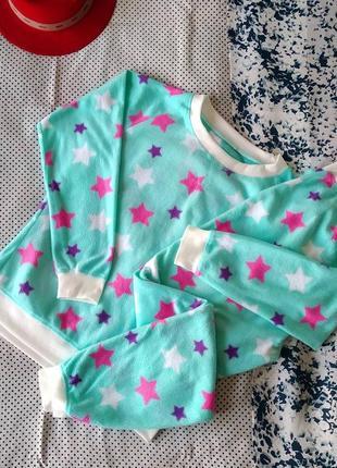 Sale мягкая пижама со звёздочками / піжама