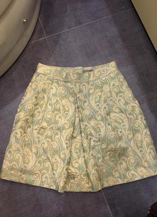 Вечерняя нарядная юбка