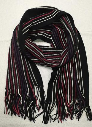 Мягусенький мужской шарф