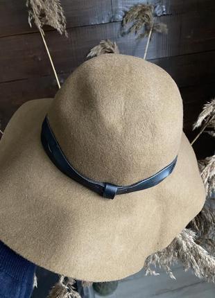 H&m-шерстяная шляпа в стиле бохо 🧡🤎