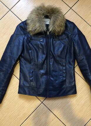 Куртка курточка xs/s жіноча женская terranova