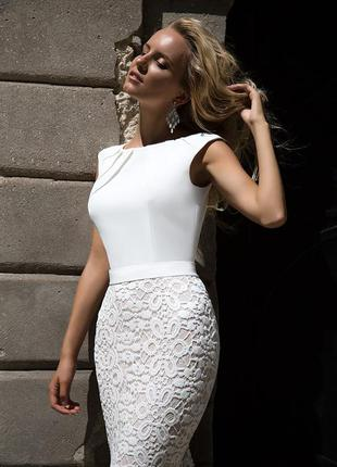 Весільна сукня від оксани мухи (відомий дизайнер)