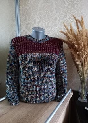 Плотный свитерок