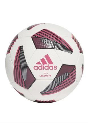 М'яч футбольний adidas tiro league tb №5 fs0375 білий