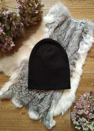 Arctic демисезонная двойная шапка р.54-60