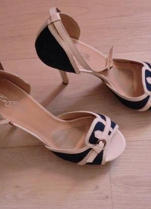 Босоножки туфли женские