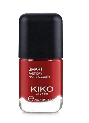 Лак для ногтей kiko milano