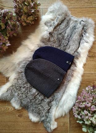 Arctic стильная демисезонная шапка р.56-58