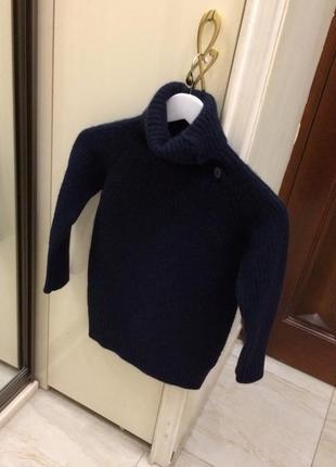 Новий.гольф кашемір 5ply бренду cashmere milano premium 5ply cashmere softness rib knit