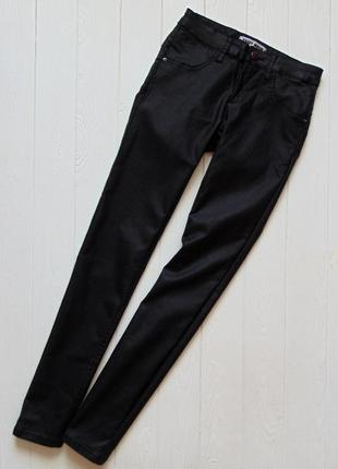 Tally weijl. размер 34, будут на 10 лет. узкие джинсы для девочки