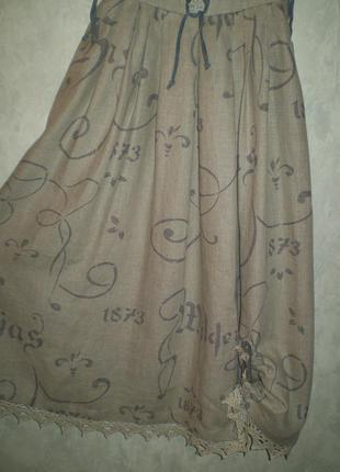 Платье льняное шикарное alphorn ,deutschland2