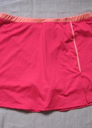 Artengo (s) спортивная юбка с тайтсами