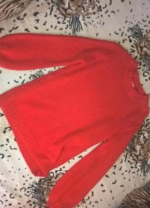 Шикарный свитер оверсайз
