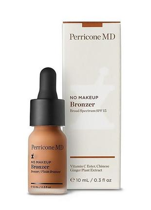Perricone md no makeup bronzer spf15