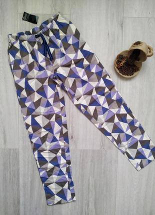 Фланелевые домашние штаны, одежда для дома