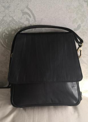 Шикарная кожаная сумка catwalk👜👜💣🔥🌷