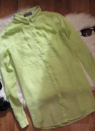 Нежная блуза от mint velvet р-р xs (uk 8) можно s