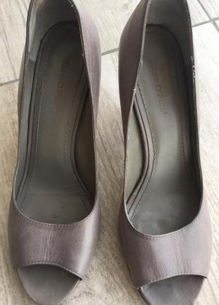 Туфли босоножки натуральная кожа marc o polo за вашу цену