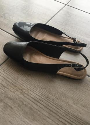 Туфли босоножки мюлли marks&spencer