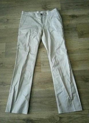 Летние брюки zara man
