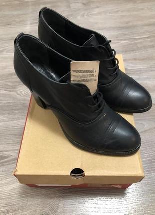 Туфли женские, демисезонные, levi's.