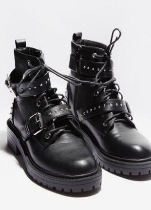 Димосезонние ботинки сапоги