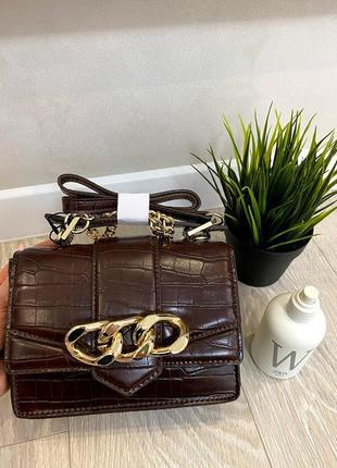 Крутая сумка кроссбоди  zara