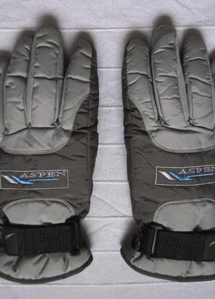 Crane sports (m/7) лыжные зимние перчатки женские