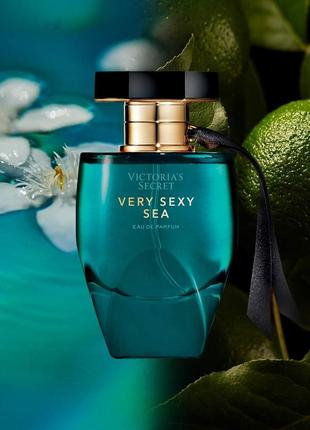 Парфюм духи very sexy sea от victoria's secret виктория сикрет