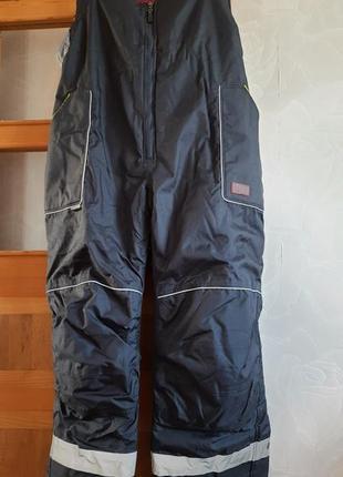 Супер крутые штаны/ комбинезон tiv tec - мечта рыбака и охотнтка  , батал