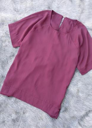 Блуза кофточка прямого кроя river island