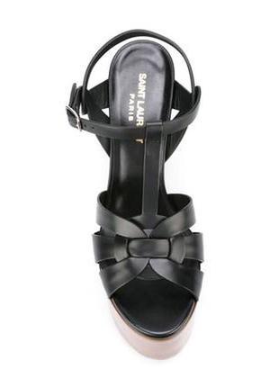 Оригинальние босоножки eves saint laurent лето танцевальная обувь для пилона