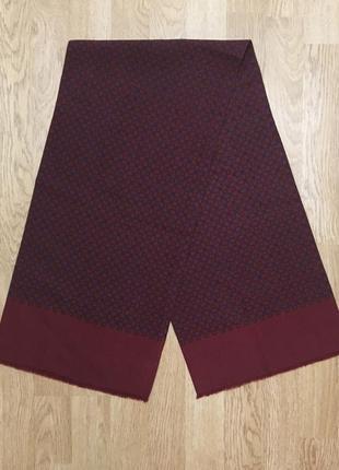 Шикарный шарф из смеси шелка с кашемиром платок