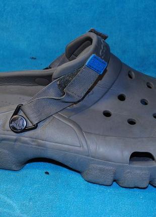 Crocs iconic  босоножки  46 размер