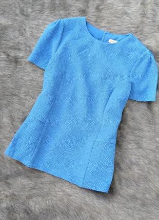 Фактурная блуза топ кофточка austin reed