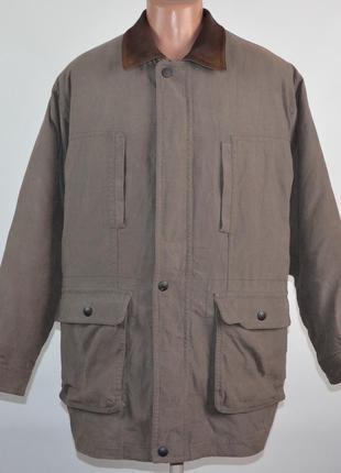 Охотничья куртка rft by rainforest (l) подстёжка на пуху